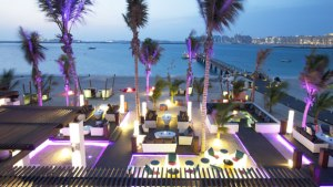 Jetty Lounge in Dubai!